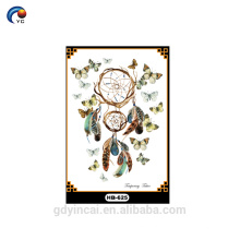 Мечтая Ловец татуировки,самая последняя конструкция стикера тела с самым лучшим ценой