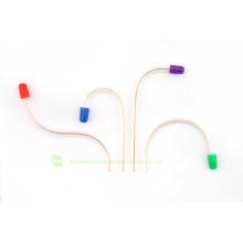 Fourniture dentaire! Éjecteur de salive dentaire jetable