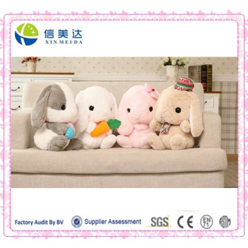 Lovely Loppy Eared Rabbit Plush Toys/Plush Rabbit Pillow