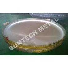Pressuer Vessel Head N02201 Nickel and Carbon Steel THA Dis