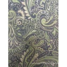 Excellente qualité pour le tissu de doublure en polyester poli en Chine