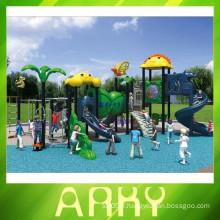 2015 enfants chauds comme l'équipement de terrain de jeu en plein air coloré