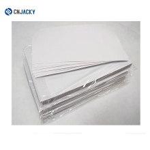 Karton-Rohstoff-Indigo-Digitaldruck-PVC-Blatt in der Größe A4