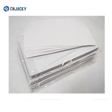 Factory Wholesale On Sale A4 0.15mm 0.3mm Promotion Price Inkjet Printing PVC Sheet