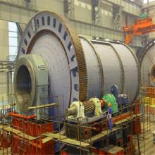 Цементная шаровая мельница большого диаметра для цементного оборудования