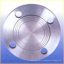 ANSI B16.5 Brida ciega de acero inoxidable