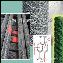 PVC Hexagonal Wire Netting cages laying