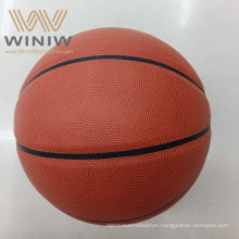 Custom  High Quality Basketball Materials Fabric  Basketball Leather