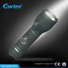 Mini green rechargeable led flashlights GT-8303