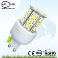 3w g9 plastic cover led corn light