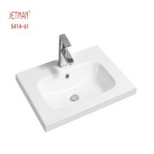 Einfache kleine Keramikbecken Luxus Waschbecken Schalen Porzellan Waschbecken