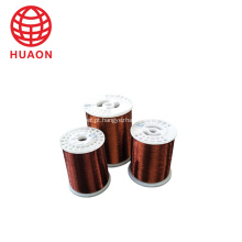 Fio revestido esmaltado de cobre elétrico isolado