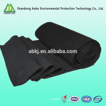 customized carbon felt /carbon fiber fire resistant felt factory direct supply
