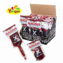 Halloween Blood Drip Transfusion Bag Liquid Jam Candy