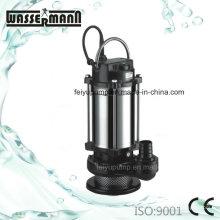 Bombas sumergibles para suministro de agua con cubierta de acero inoxidable