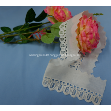 Wholesale Wide Cotton Lace Trim by The Yard
