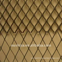 Good value diamond shape wire mesh(factory)