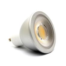 Foco do diodo emissor de luz da COB LED de E27 / GU10 6W 110V Dimmable