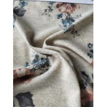 Poliéster Rayon Span Impressão Hacchi Jersey