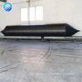 Airbag de borracha marinha inflável para o lançamento do navio feito em China