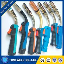 Binzel mini torch 14AK/15AK/25AK air cooled welding torch