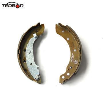 Mâchoire de frein pour Peugeot / Renault, fabricant de chaussures de frein