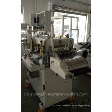 Vitesse rapide, haute précision, trepanning de film optique découpant la machine de découpage 320g