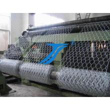 Malla de alambre hexagonal galvanizada de la fuente de la fábrica