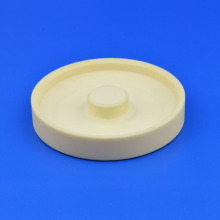 99% Alumina Ceramic Cover with High Temperature Resistance