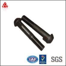 Tornillo de acero de acero personalizado de la fábrica