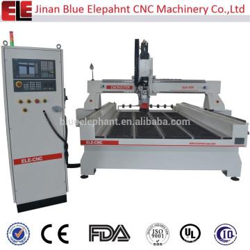 Enrutador cnc de carpintería manual de alta velocidad con alta precisión