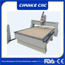 Router CNC de corte de MDF de madera con eje rotatorio 3D