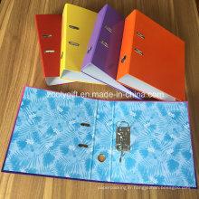 """Assortiment d'impression couleur Carton A4 3 """"Paper Lever Arch File"""