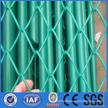 removable pvc chain link fence