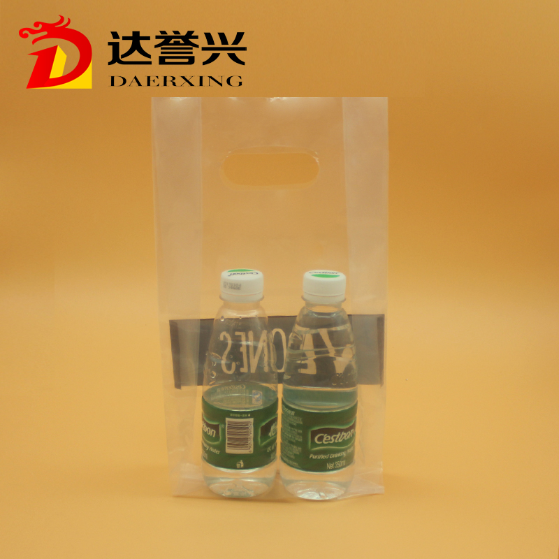 Two-bottle Size of Die Cut Bag