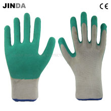 Latex Coated Labor Protective Work Gloves (LS301)
