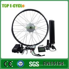 TOP / OEM CE genehmigt direkt ab werk liefern 36 v batterie ebike elektro bike umbausatz