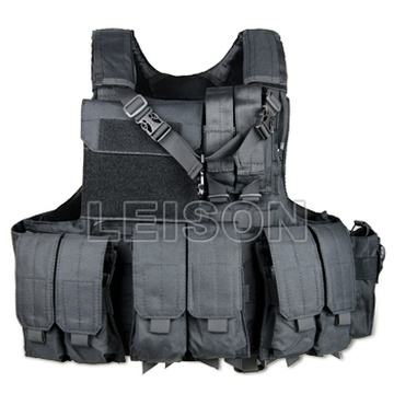 Military Tactical Vest with ISO Standard Zzbx-86-1