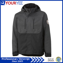 Pratiquement Fashion Two Tone Polyester Insulation Waterproof Coats (YFS113)