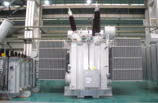 110Kv Oil-immersed On-load Transformer