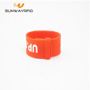 ISO14443A Silicon Aangepaste RFID-polsband