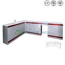 Ysja-Lr-01 Medical Combination Cabinet Hospital Equipment