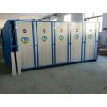 Equipamento de tratamento de gases residuais de fotólise UV