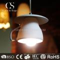 Tasse de café moderne accrochant la lampe pendante pour la décoration de restaurant