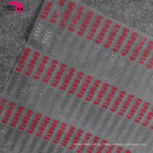 Projeto personalizado da multi cor da etiqueta de transferência térmica da impressão da tela