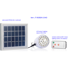 AC DC Solar Power Home Hang Light with 5 Lighting Class