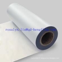 Décoration Laminant Film en PVC rigide pour le plafond, la porte, le plancher Lamination