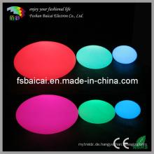 LED Plastik Colorchange Lampe