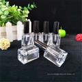 Square Cosmetic Glass Bottle, Glass Nail Polish Bottle (NBG20)