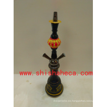 Blues Design Fashion High Quality Nargile Smoking Pipe Shisha Cachimba
